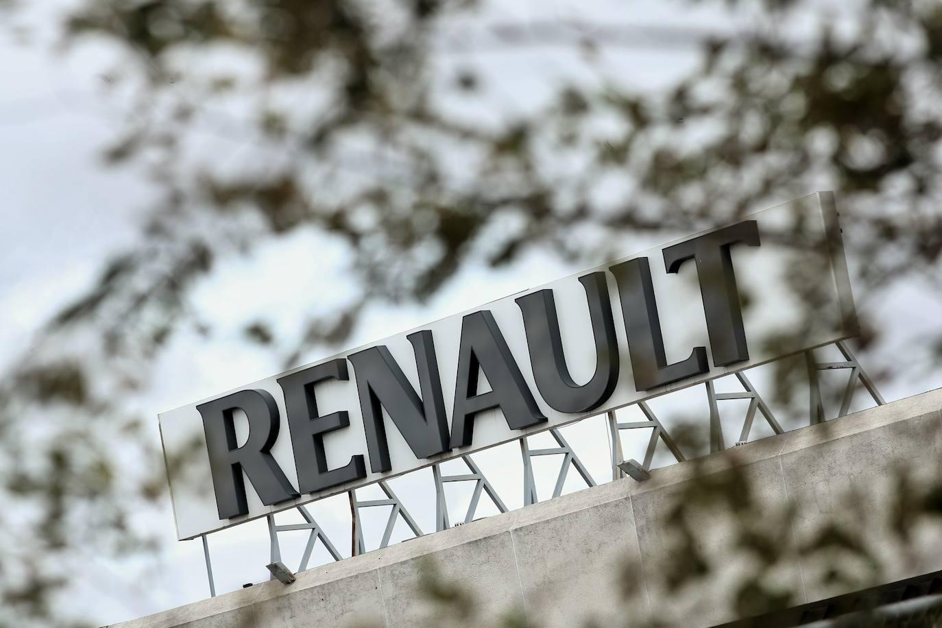 Renault arrastra al sector de la automoción al avisar de que tendrá menos beneficio