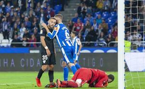 Las asombrosas coincidencias entre el Málaga y el Deportivo