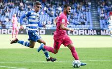 Las mejores imágenes del Deportivo-Málaga