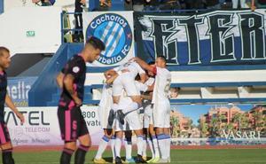 El Marbella, en zona de 'play-off' (2-1)