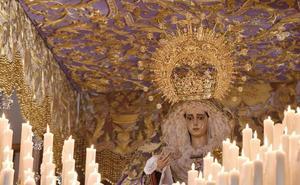La Sangre planea recuperar la policromía original de la Virgen de Consolación y Lágrimas