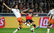 El Valencia tropieza otra vez en la misma piedra