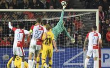 Ter Stegen mantiene firme al Barça