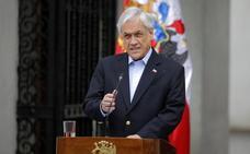 Derrumbe en la aprobación de Piñera