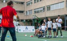 Programa Autonomy de FCA, acerca el deporte adaptado y la movilidad a los colegios
