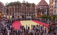 La llamada a la movilización marca el arranque de la campaña en Málaga
