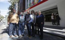 Gestores culturales instalados en el Soho viven con expectación la apertura del teatro de Antonio Banderas