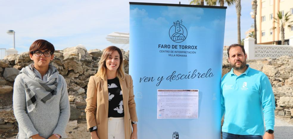 Torrox relives its industrial past in a cycle of conferences