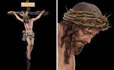 Las cofradías de Málaga suman una nueva imagen titular: la del Santísimo Cristo de la Victoria