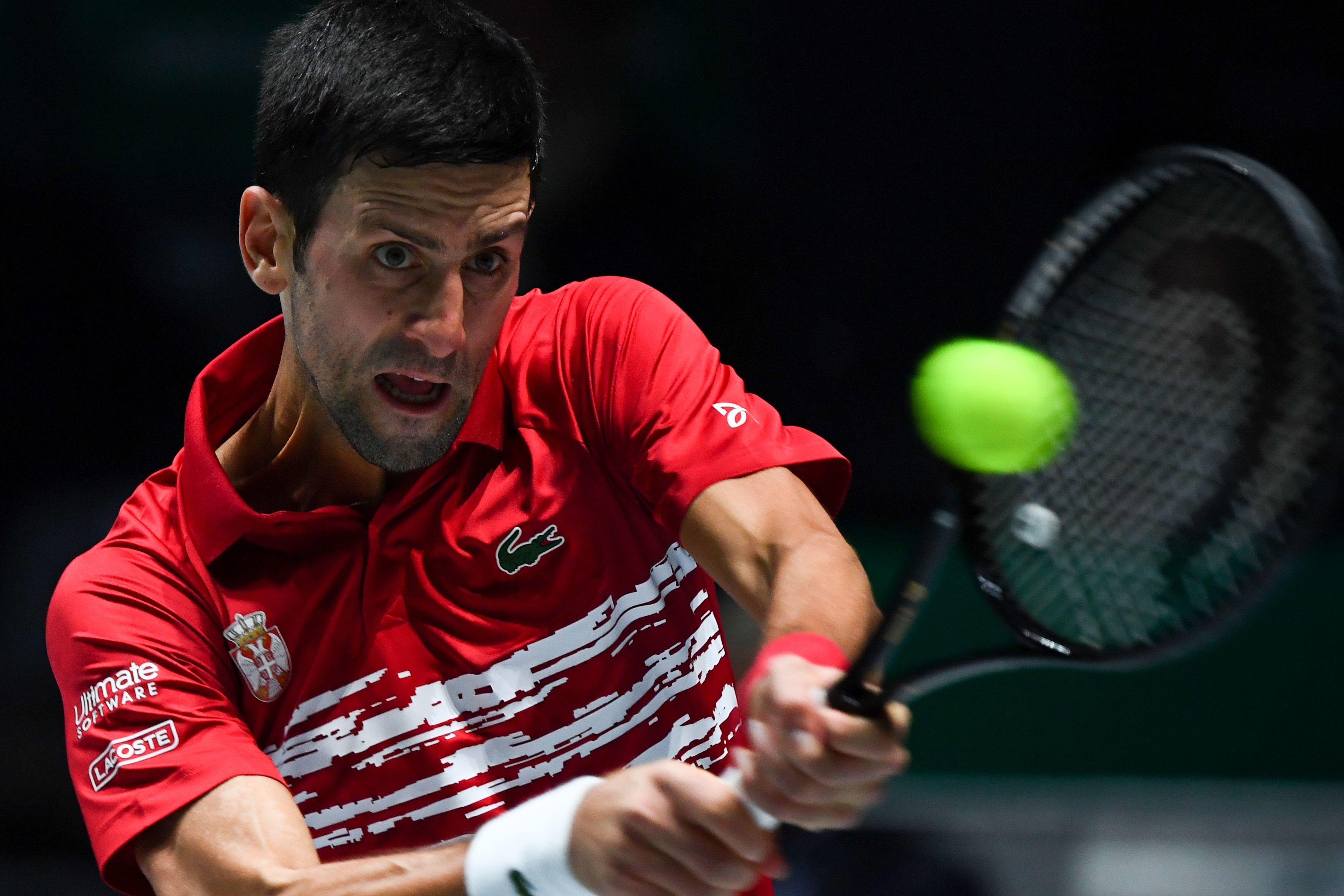 Djokovic y Murray no fallan; Alemania tumba a Argentina por agotamiento