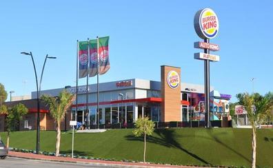 El nuevo Burger King de Coín dará empleo a 32 personas