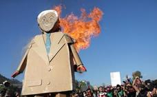 El malestar en Chile ya se refleja en el mercado financiero