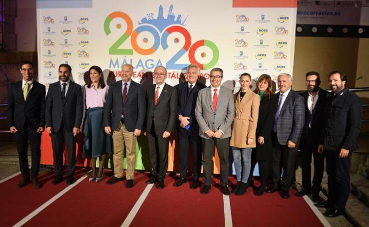 El Teatro Cervantes inaugura la Capitalidad Europea del Deporte de Málaga