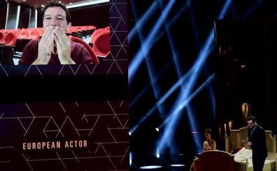 Antonio Banderas, mejor actor del cine europeo por 'Dolor y gloria'