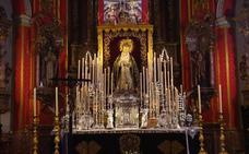 La Archicofradía del Huerto presenta varios estrenos por la festividad de la Virgen de la Concepción