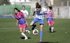 El empate 0-0 del Málaga ante el Juan Grande canario en imágenes