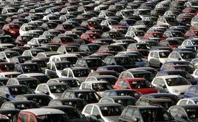 La venta de coches en Málaga cae a niveles de crisis en un año negro