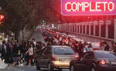 El puente festivo llena la capital malagueña