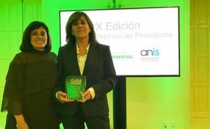 Las periodistas de Vocento Susana Zamora e Inés Gallastegui, premiadas por un reportaje sobre el dolor crónico