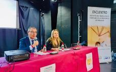 Rincón de la Victoria acoge el encuentro de los equipos de tratamiento familiar de la provincia