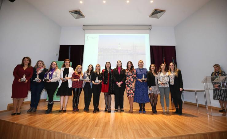 Entrega de los Premios Farola del Instituto Andaluz de la Mujer