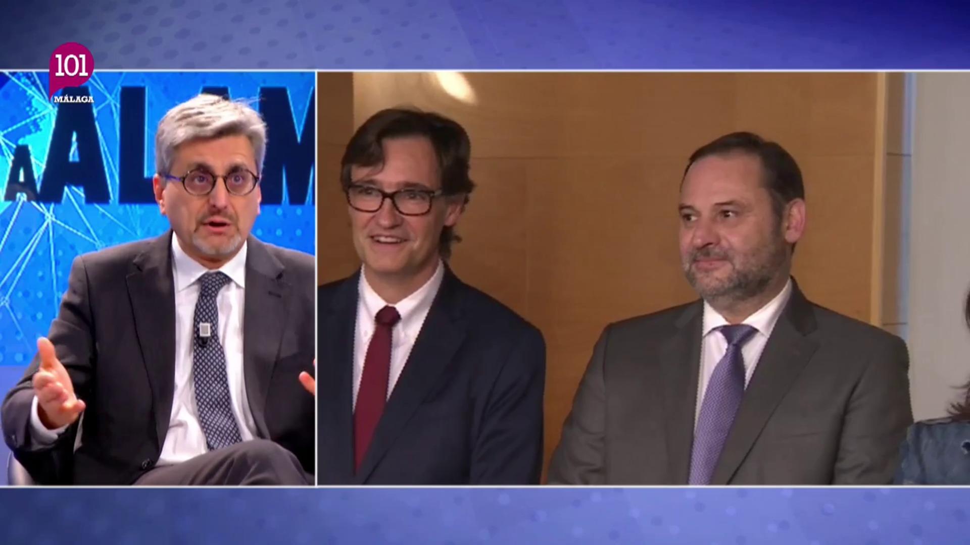 La actualidad política, a debate en 'La Alameda' 1ª Parte