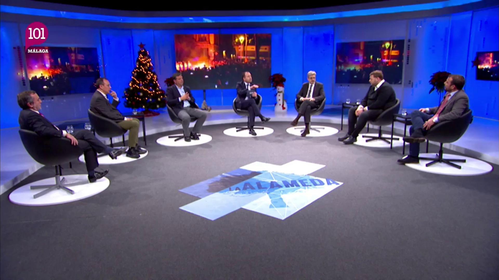 La actualidad política, a debate en 'La Alameda' 2ª Parte