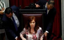 El nuevo presidente de Argentina tiene ya amparo legal para luchar contra la crisis