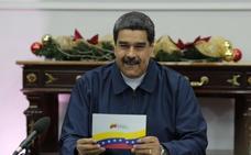 Maduro lanza una ofensiva para recuperar la Asamblea