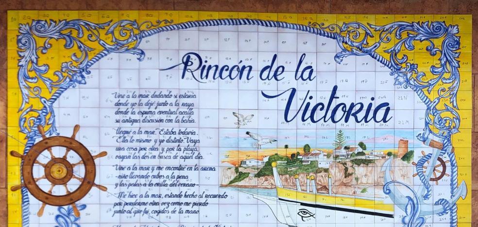 Rincon de la Victoria pays tribute to Manuel Alcántara with a sculpture and pottery