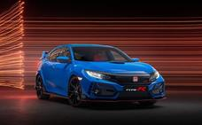 Honda renueva el Civic Type R