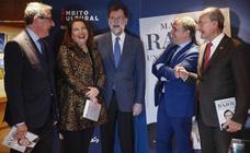 Mariano Rajoy presenta su nuevo libro en Málaga