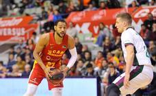 Fotos de la derrota del Unicaja en Murcia