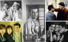 La trayectoria profesional de Antonio Banderas, en imágenes