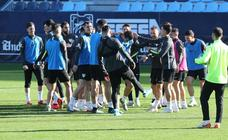 Arranca la nueva etapa del Málaga con Pellicer a la cabeza