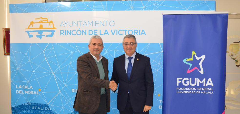 Rincón de la Victoria joins the project 'UMA in the province' to host a training action on the study of the coast