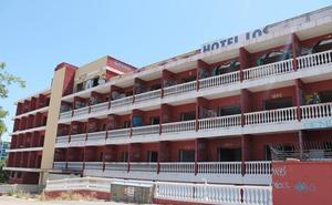 Una inmobiliaria internacional muestra interés por comprar el antiguo Hotel Los Álamos de Torremolinos
