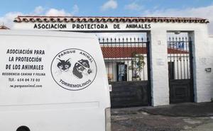 Asociaciones animalistas de Torremolinos reclaman los terrenos de la falsa protectora