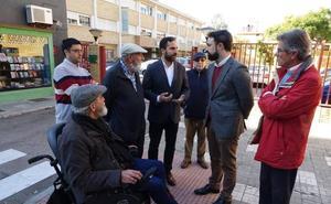 Daniel Pérez denuncia que el alcalde quiere «eliminar» uno de los colegios públicos de Málaga