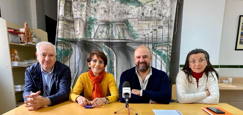 The Las Claras Platform shows its doubts about the rehabilitation project of the Vélez-Málaga convent