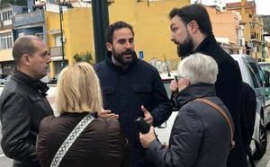 Daniel Pérez señala el colegio que «el alcalde y la Junta quieren cerrar»: el Gutiérrez Mata