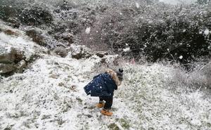 El frío y el viento se mantendrán en Málaga al menos hasta el viernes