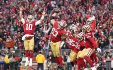 Chiefs y 49ers disputarán la Superbowl