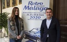 El salón de coches Retro reunirá en Málaga más de 1.500 vehículos clásicos