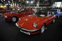 Los espectaculares coches del Salón Retro Málaga