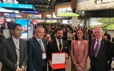 Los chiringuitos certifican su calidad en Fitur, que premia la sostenibilidad de Andalucía