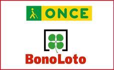 ONCE y Bonoloto | Resultados de todos los sorteos del lunes, 9 de agosto de 2021