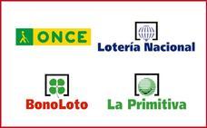 ONCE, Bonoloto, La Primitiva y Lotería Nacional | Resultados de todos los sorteos del sábado, 21 de agosto de 2021