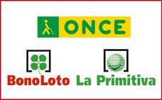 ONCE, Bonoloto y La Primitiva   Resultados de todos los sorteos del sábado, 4 de septiembre de 2021