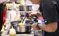 Cocinar con voz propia